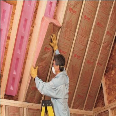 Keith porter insulation fiberglass insulation for Batt insulation r value