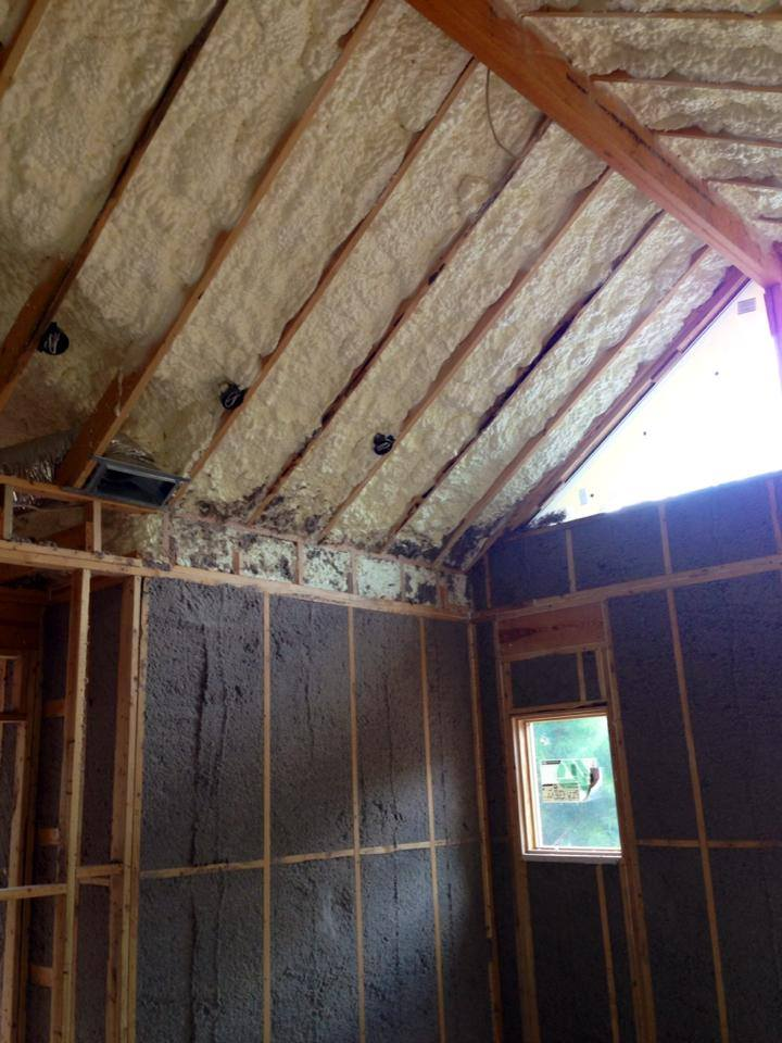 Keith Porter Insulation | Cellulose insulation