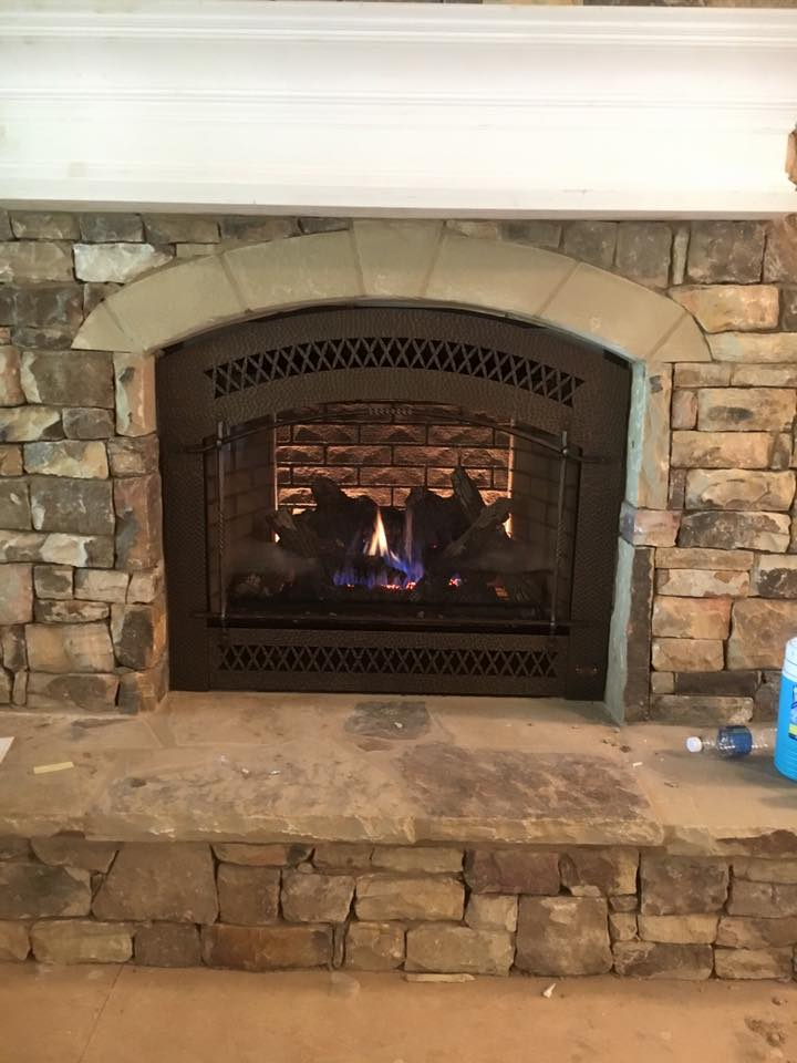 Keith Porter Insulation | Fireplaces