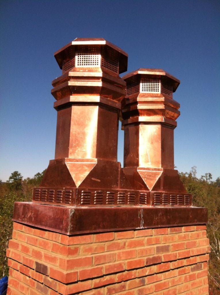 Keith Porter Insulation Chimney Pots